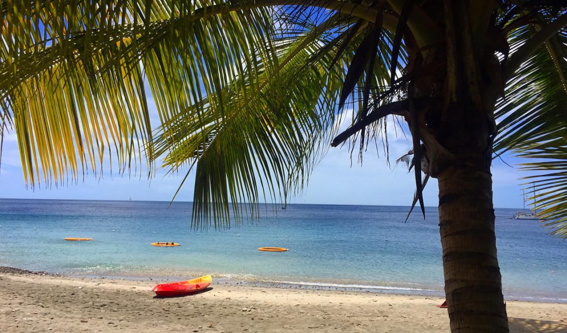 Strandvy - Ti Kaye Resort & Spa, Saint Lucia