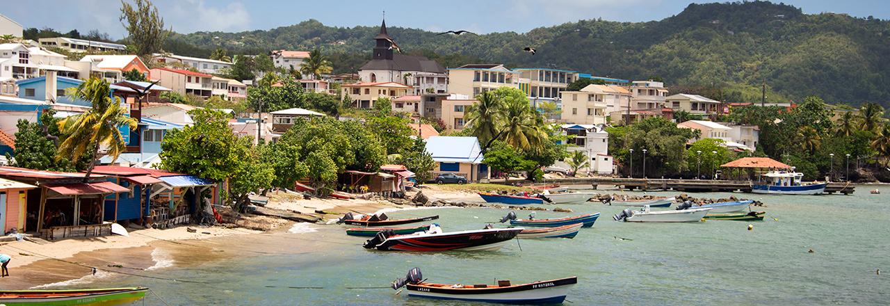 Top - Saint-Luce, Martinique