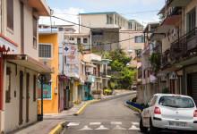 Gata i Saint-Luce, Martinique