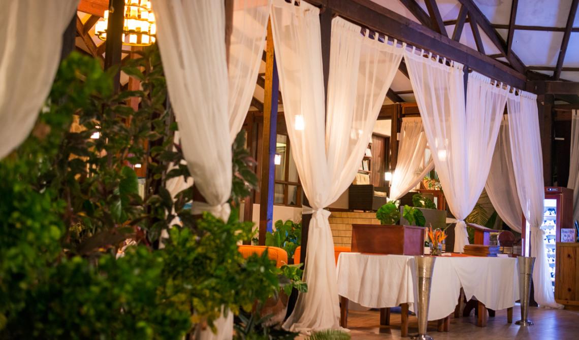Kai Manje Restaurang på Ti Kaye Resort & Spa, Saint Lucia