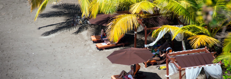 Stranden till Ti Kaye Resort & Spa, Saint Lucia