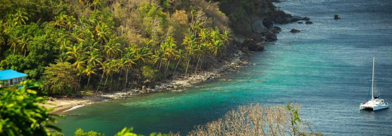 Soufrieire Bay, Saint Lucia