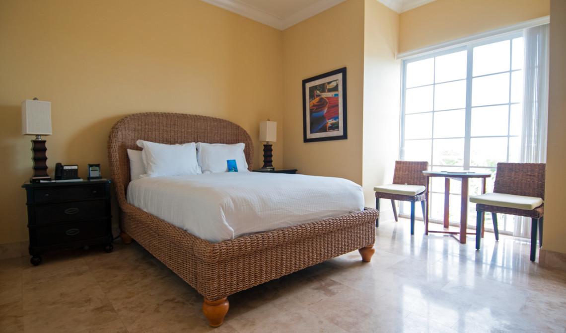 Sovrum på Windsong Resort, Turks & Caicos