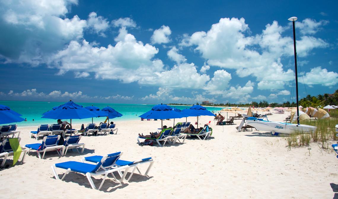 Stranden vid Seven Stars Resort, Turks & Caicos
