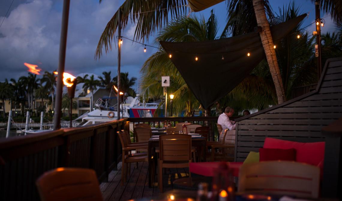 Tiki Hut Island Eatery, Turks & Caicos