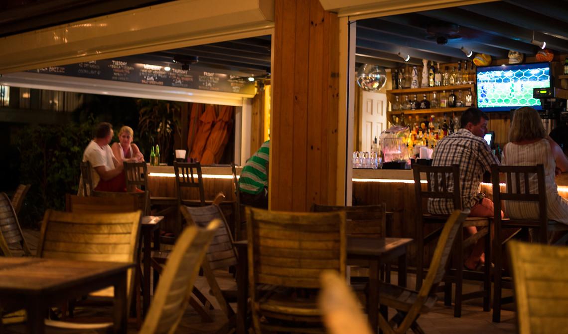 Somewhere Café & Lounge, Turks & Caicos