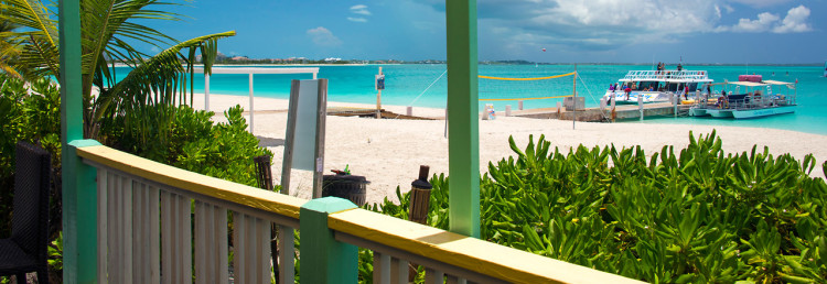 Top - Rickie's Flamingo Café, Turks & Caicos