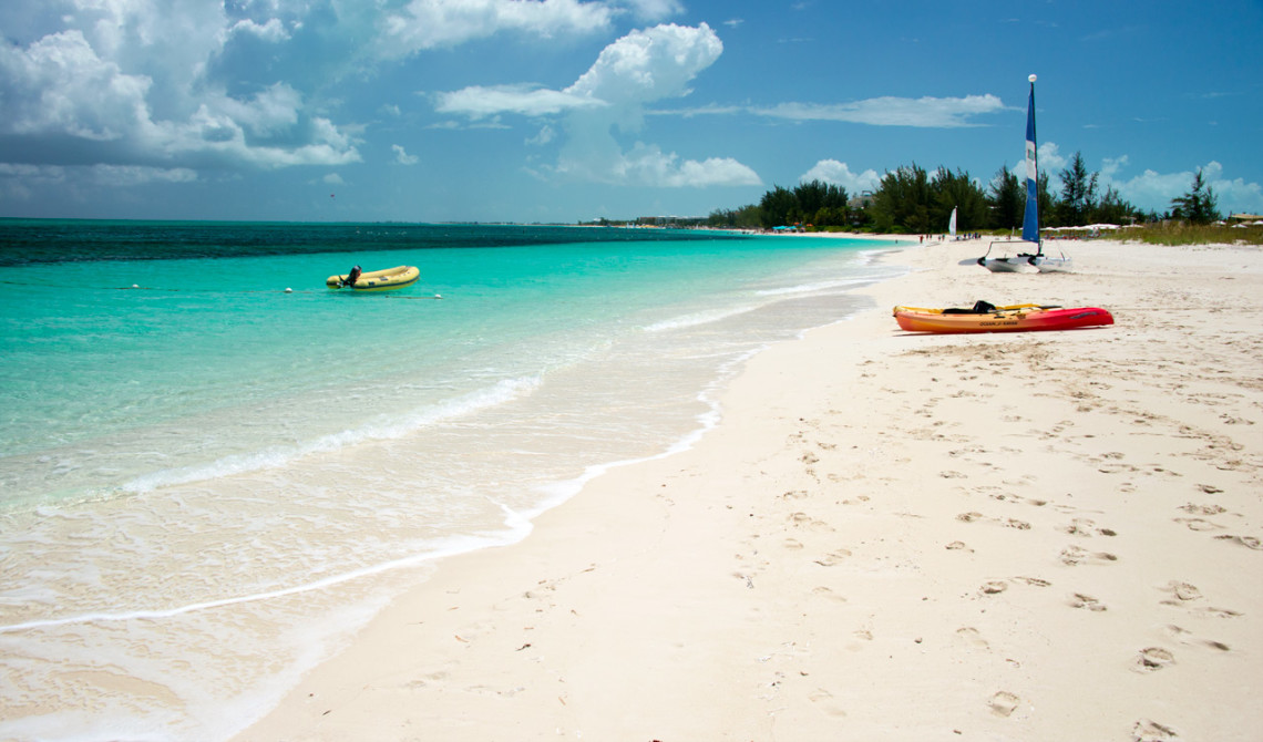 Stranden vid West Bay Club Resort, Turks & Caicos