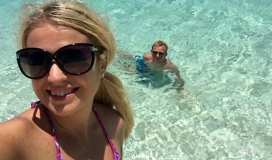 Underbart vatten - Perfekt för bad! West Bay Club Resort, Turks & Caicos
