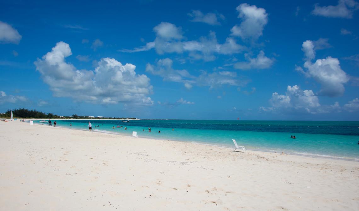 Stranden till West Bay Club Resort, Turks & Caicos