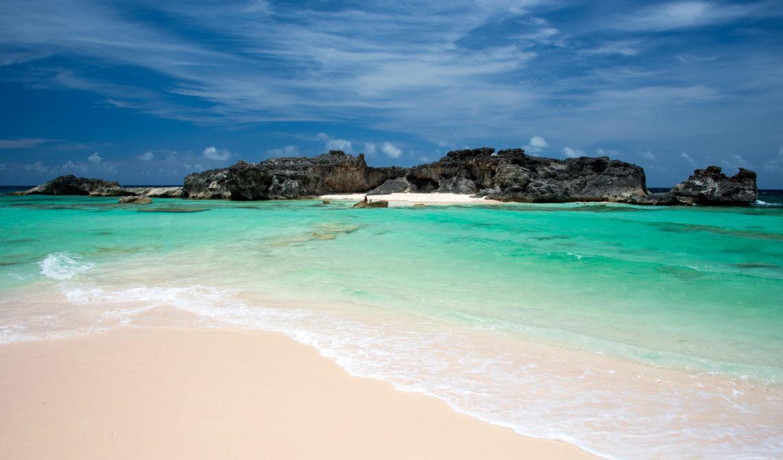 Dragon Cay på Middle Caicos är en av de vackraste platserna på Middle Caicos
