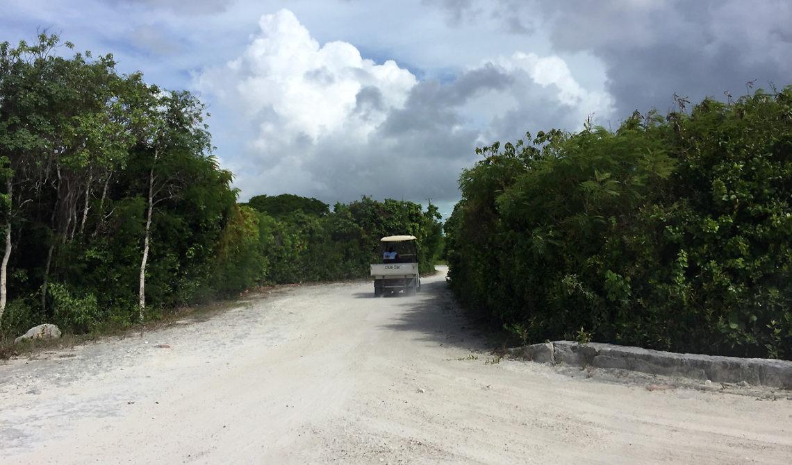 Golfbild vid Blue Horizon Resort, Middle Caicos, Turks & Caicos