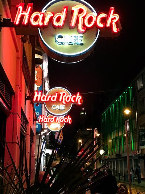 Hard Rock Café i Dublin
