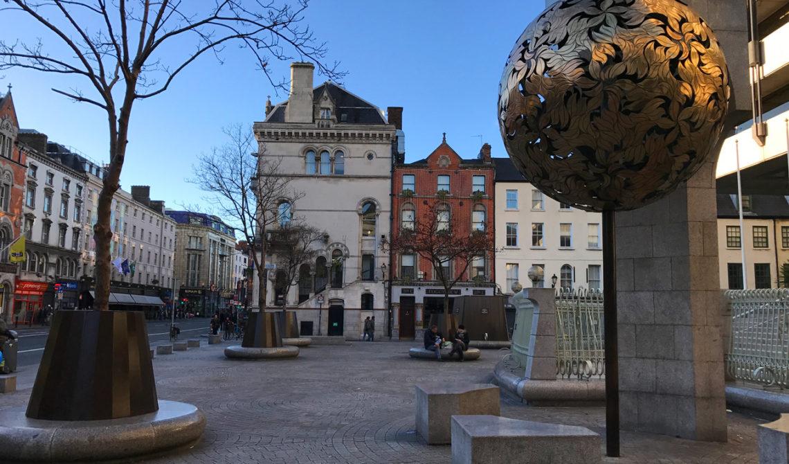 Tree of Gold - Crainn an Oir - Dublin