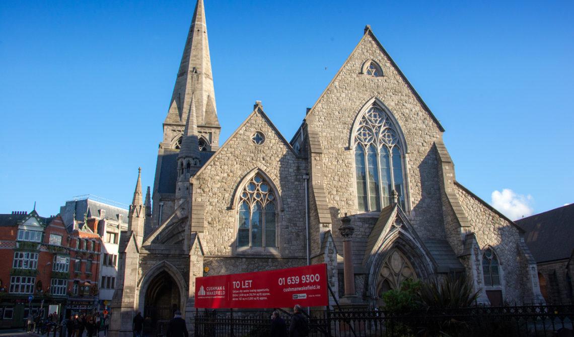 St Andrew's Church, på Suffolk Street i Dublin
