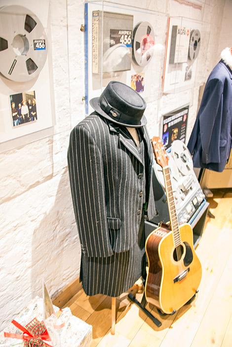 Musikhistoria på den guidade turen på Sun Studios - The Irish Rock n Roll Museum Experience Dublin