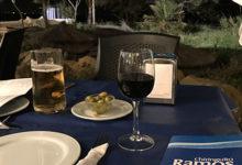 Middag på Chiringuito Ramos i Sabinillas