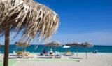 Vår på stranden – i södra Andalusien