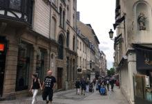 Inne i Luxemburg stad