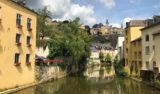 Luxemburg stad – Grund och gamla stan