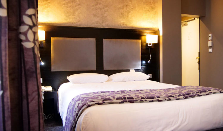 Golden Tulip hotel i Reims, Frankrike