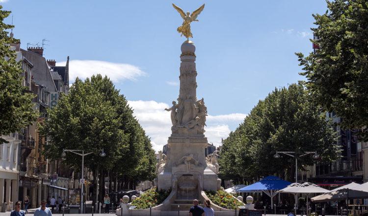 Staty i Reims city