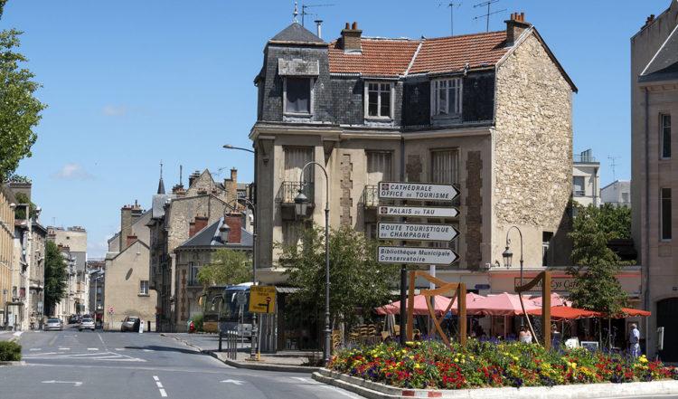 Centrala Reims, Frankrike