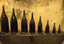 Guidad tur på champagnehuset Taittinger i Reims, Frankrike