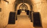Champagneprovning på Taittinger i Reims