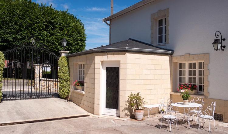 Champagnehuset J. Lassalle i Chigny-les-Roses, Frankrike