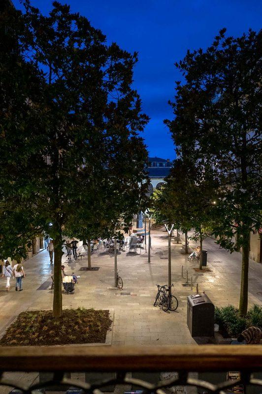 De Sarriegi Plaza, San Sebastian Spanien