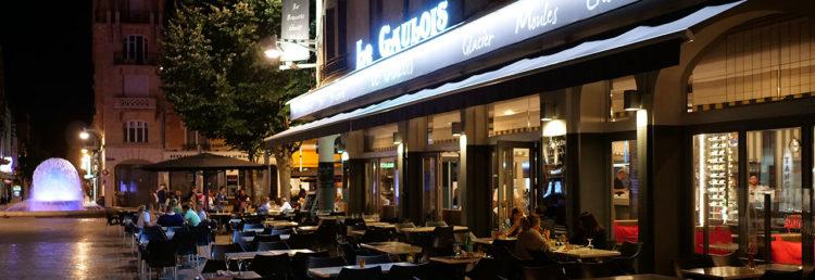 Top - Café Le Gaulois, Reims