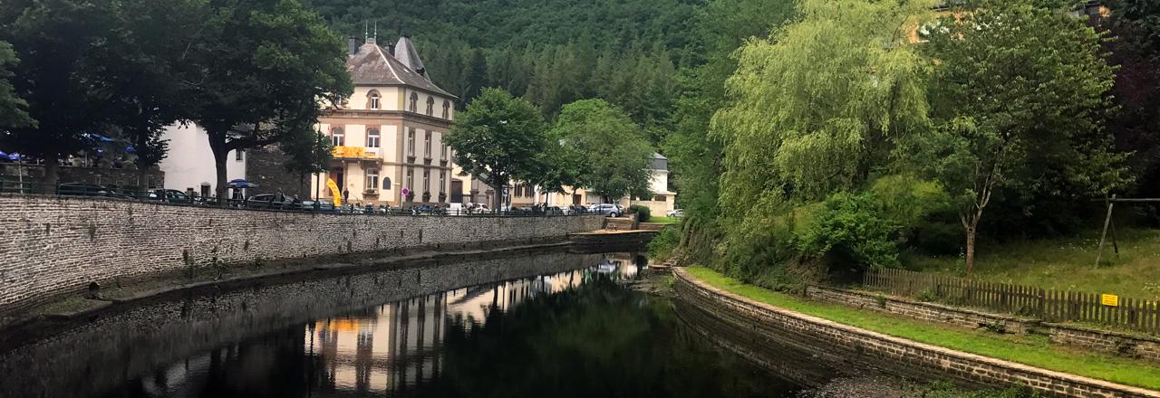 Top - Esch-sur-Sûr, Luxemburg