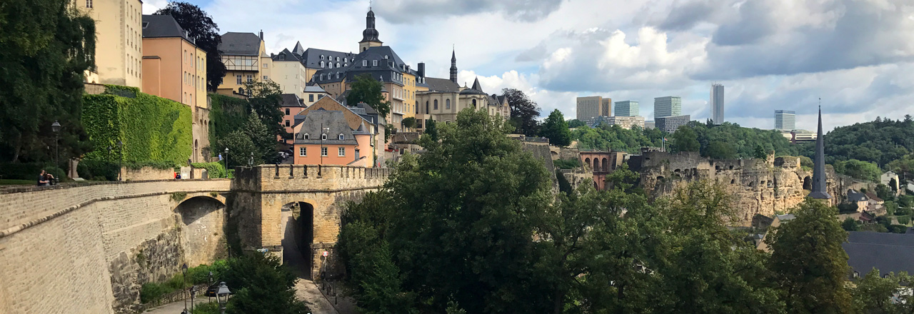 Top - Luxemburg Stad