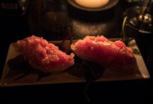 Pa amb Tomaquet, en av många goda tapas rätter på The Port House Pintxo i Dublin