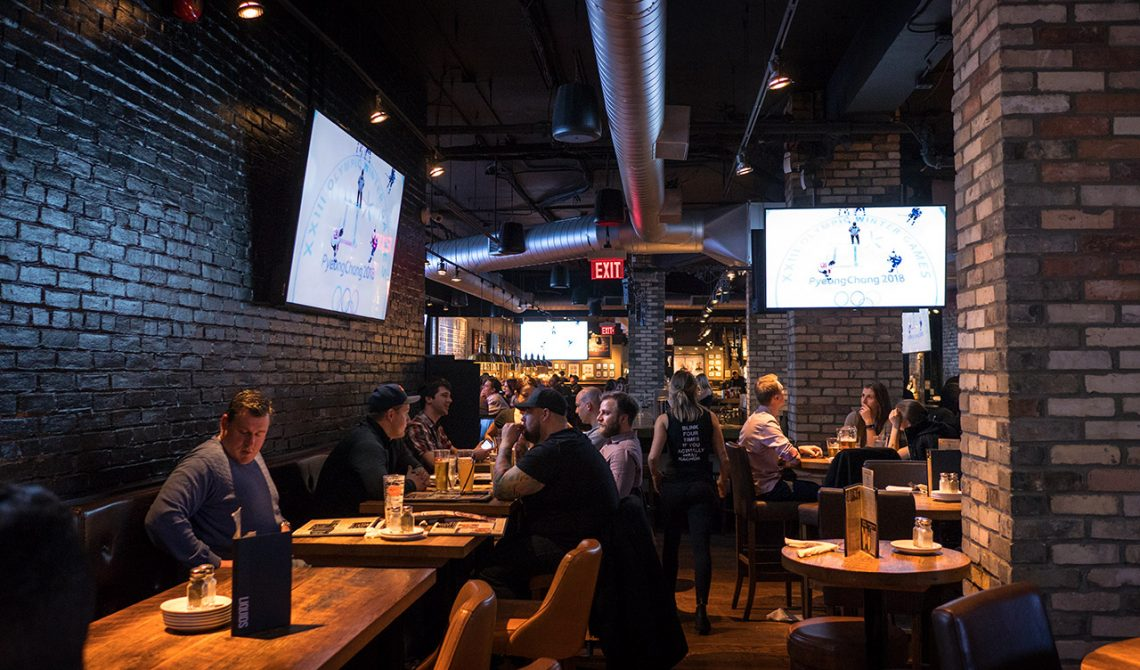Jack Astors Bar and Grill, Toronto