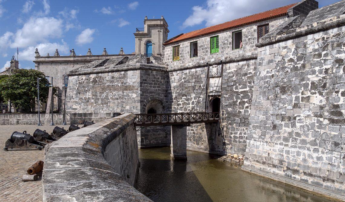Real Fuerza Fort i Havanna