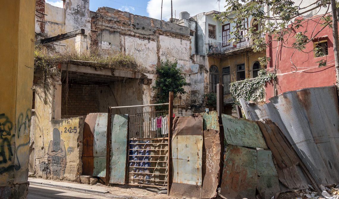 Gamla stadsdelar i Havanna, Kuba