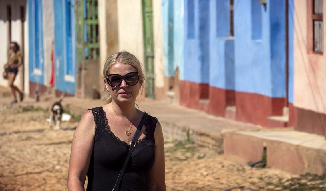 Anki in Trinidad