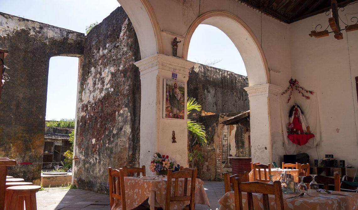 Restaurant Casa Shango in Trinidad, Cuba