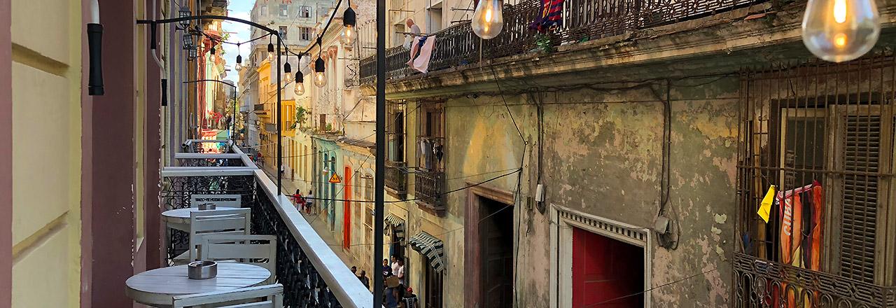 Top Restaurant Esquina de Cuba Havana