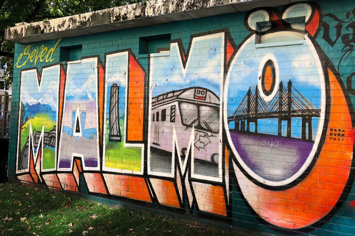 Streetart Seved, Malmö